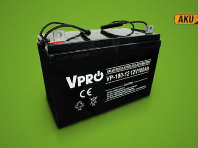 Akumulatory VPRO Łódź