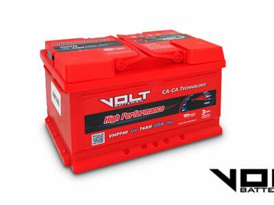 Akumulatory VOLT BatterienŁódź